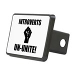 Introverts Un Unite Rectangular Hitch Cover