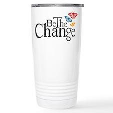 Be the Change - Earth - Red Vine Travel Mug