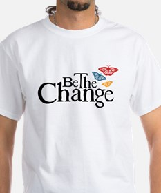 Be the Change - Earth - Red Vine Shirt
