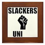 Slackers Uni Framed Tile