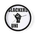 Slackers Uni Wall Clock