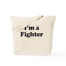 Fighter: Tote Bag