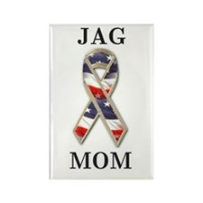 jag mom Rectangle Magnet