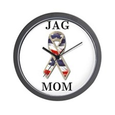 jag mom Wall Clock
