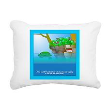 aug07MOUSE.png Rectangular Canvas Pillow