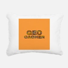 BricksTILEyel.png Rectangular Canvas Pillow