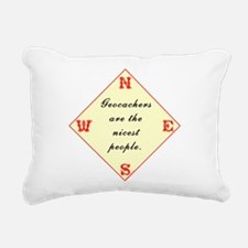 NiceTpplBL.png Rectangular Canvas Pillow
