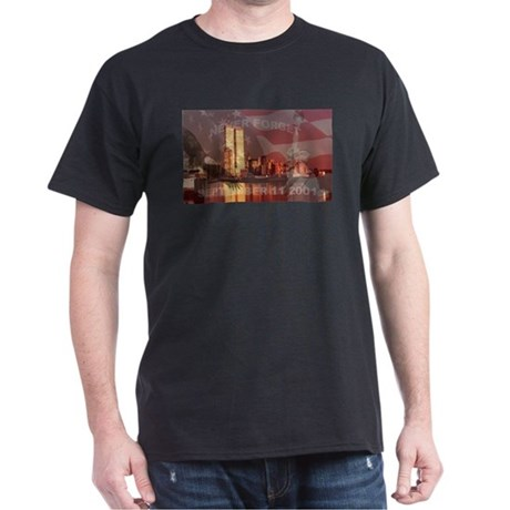 Dark never Forget 9/11 T-Shirt