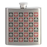 Deck Of Cards Flask