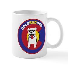 THE Official ColoRADogs Logo Mug