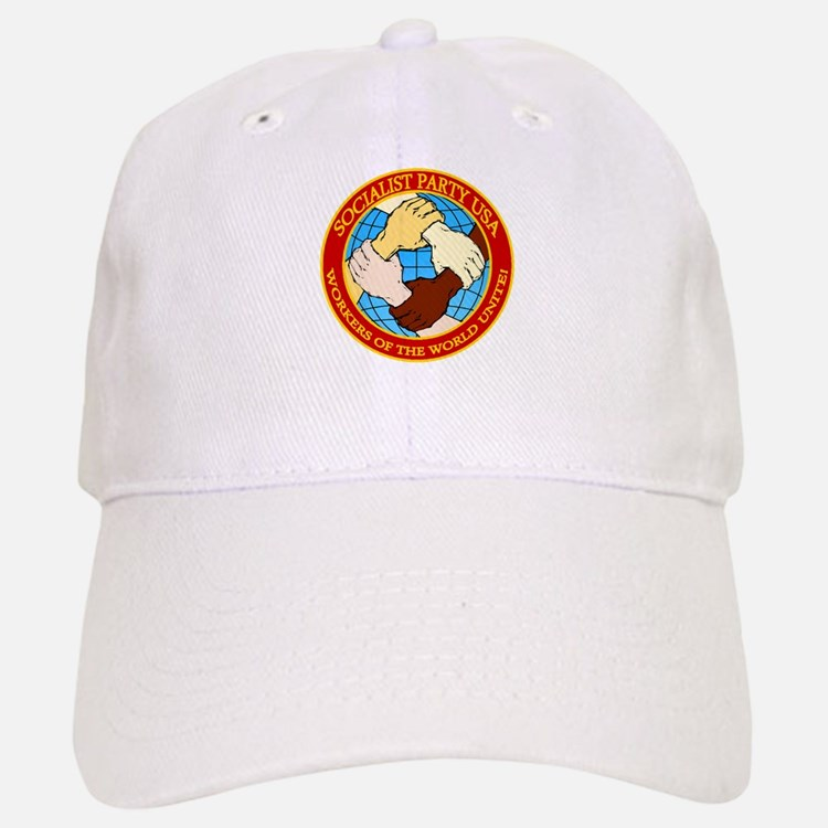 Socialist Party USA Logo Baseball Baseball Cap