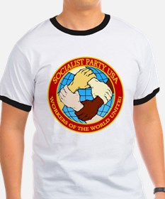 Socialist Party USA Logo T