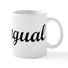 Pi Lingual Funny Math Mug