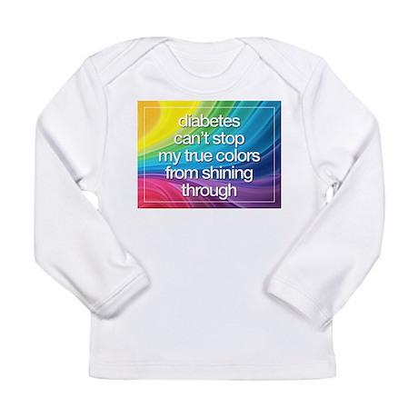 Insulin Inspirations 2 Long Sleeve Infant T-Shirt
