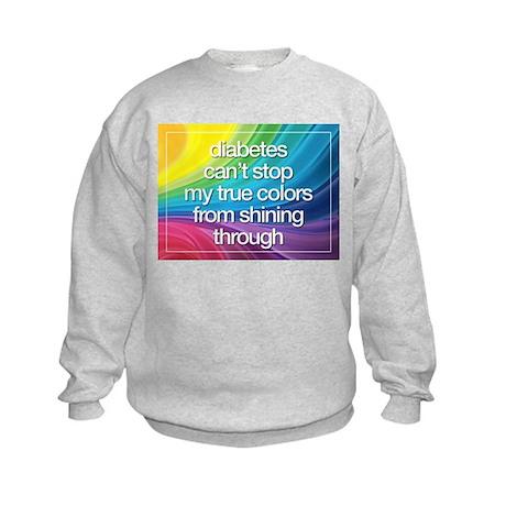Insulin Inspirations 2 Kids Sweatshirt