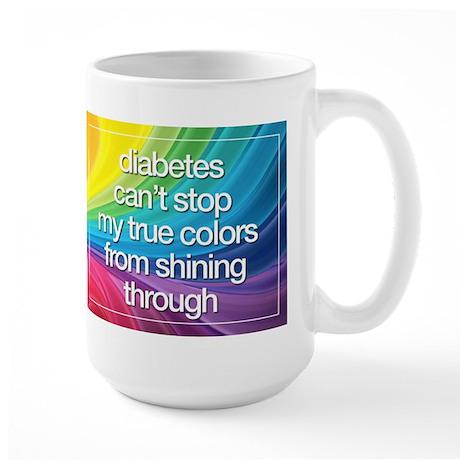 Insulin Inspirations 2 Large Mug