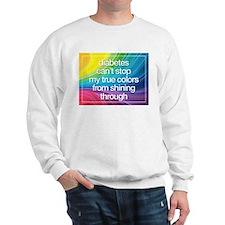 Insulin Inspirations 2 Sweatshirt