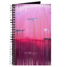 Unique Black and red Journal