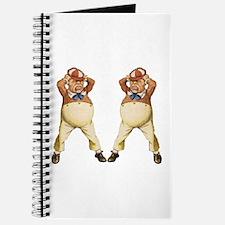 Tweedledee and Tweedledum Journal