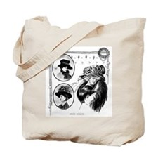 1908 Winter Novelties Tote Bag
