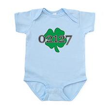 02127 Southie, Boston Infant Bodysuit