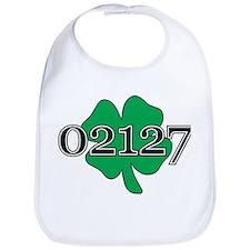02127 Southie, Boston Bib