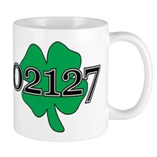 02127 Southie, Boston Mug