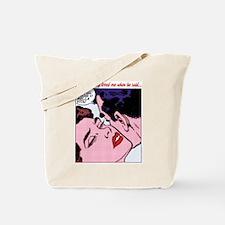 Bella Vita Pop Art Tote Bag