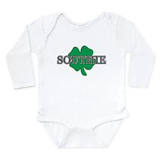 """Southie"" South Boston, Massachusetts Long Sleeve"