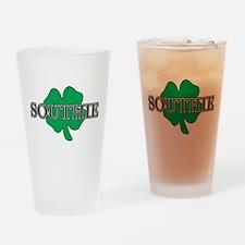 """Southie"" South Boston, Massachusetts Drinking Gla"