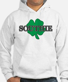"""Southie"" South Boston, Massachusetts Hoodie"
