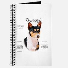 Basenji (tricolor) Journal