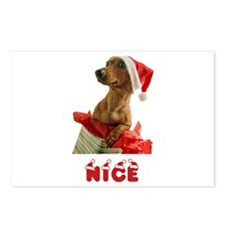 Nice Dachshund Postcards (Package of 8)