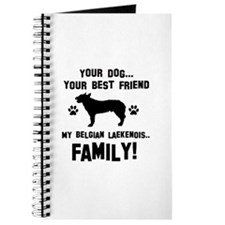 Belgian Laekenois dog breed designs Journal