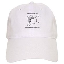 Snakes On A Plane Baseball Cap