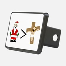Santa Jesus Hitch Cover