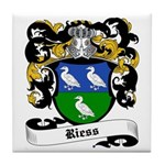 Riess Coat of Arms Tile Coaster