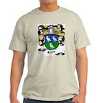 Riess Coat of Arms Ash Grey T-Shirt