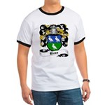 Riess Coat of Arms Ringer T