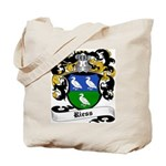 Riess Coat of Arms Tote Bag
