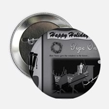 "Happy Holidays 2.25"" Button"
