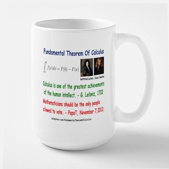 FTC Large Mug