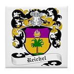 Reichel Coat of Arms Tile Coaster