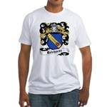 Reichardt Coat of Arms Fitted T-Shirt