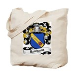 Reichardt Coat of Arms Tote Bag