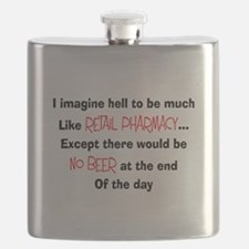 Retail pharmacy hell no beer.PNG Flask