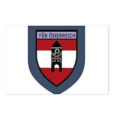 Luftschutz- truppenschule Postcards (Package of 8)