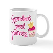Grandma's Sweet Princess Mug