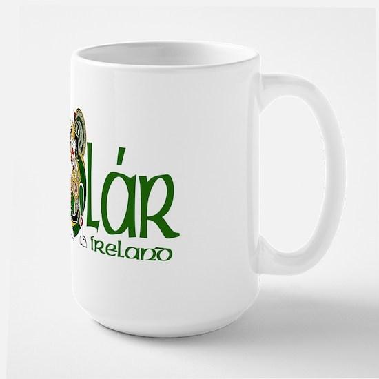 Clare Dragon (Gaelic) Large Mug