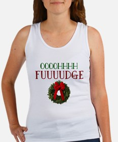 Oh Fudge Christmas Story Women's Tank Top